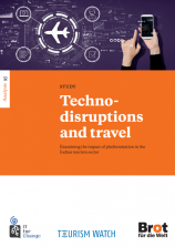 Cover Analysis 95: Techno-disruptions and Travel